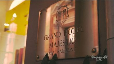 L'Hotel Baglioni di Bologna