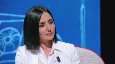 """Ambra Angiolini: """"Mi facevo del male per cercare di stare meglio"""""""