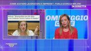 Parla Giorgia Meloni: come aiutare lavoratori e imprese