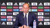 """Juventus, Allegri: """"Ronaldo grandissimo campione, sono contento di ritrovarlo"""""""