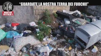 """Discarica illegale e rifiuti tossici:""""ecco al nostra Terra dei Fuochi"""""""