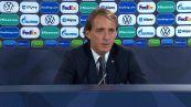 """Nation League, Mancini: """"Fischi a Donnarumma? Giocava l'Italia non club"""""""
