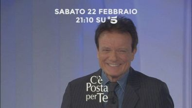 Massimo Ranieri ospite della sesta puntata