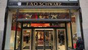 Fao Schwarz, il super negozio di giocattoli Usa sbarca in Italia