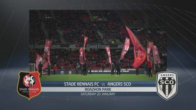 Rennes - Angers 1-0