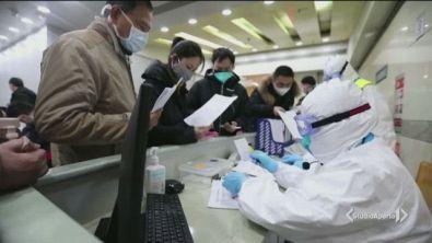 Il coronavirus ferma la Cina