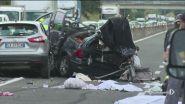 Maxi-incidente sull'A1, 4 morti
