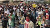 Proteste in Myanmar soffocate nel sangue