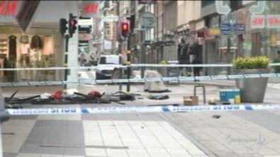 Stoccolma: voleva fare una strage