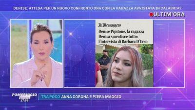 La scomparsa di Denise Pipitone: la procura di Marsala ha chiesto il test del Dna per Denisa