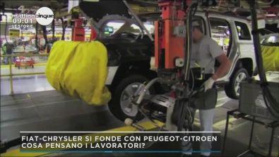 La fusione tra Fiat-Chrysler e Peuget-Citroen