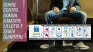 ManSpreading contro SheBagging: a Madrid è guerra