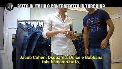 POLITI: Contraffazione: il business che ruba all'Italia milioni ogni anno