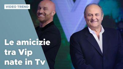 Le amicizie tra Vip nate nei programmi tv