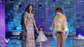 Orietta Berti e la nipotina Olivia