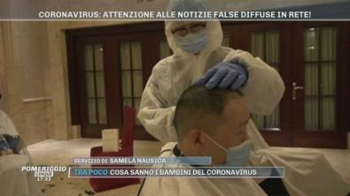 Coronavirus: attenzione alle notizie false
