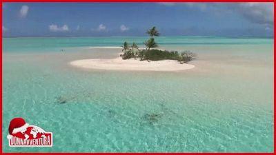 """""""Donnavventura Speciale Natale-La bellezza inconfondibile della Polinesia Francese"""""""