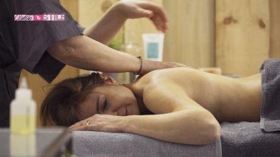 Un massaggio in tutto relax