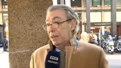 """Moratti: """"Icardi e la fascia? Decisione inutile"""""""