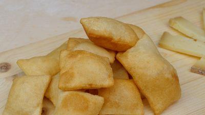 Ricetta per le crescentine fritte