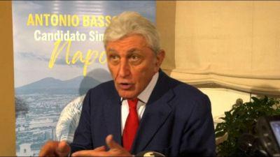 Bassolino: uniti per Recovery plan, aiuti a bilancio di Napoli