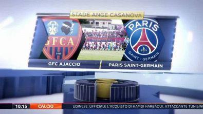 GFC Ajaccio-Paris Saint Germain 0-4