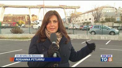 Al via la demolizione del Ponte Morandi