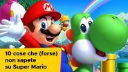 10 cose che (forse) non sapete su Super Mario