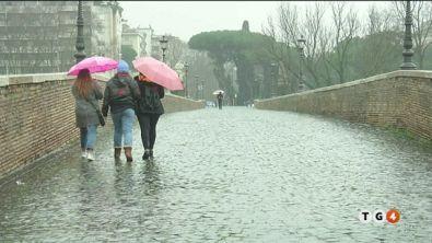 Vento forte sull'Italia