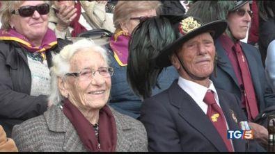 Bersaglieri centenari, storie straordinarie