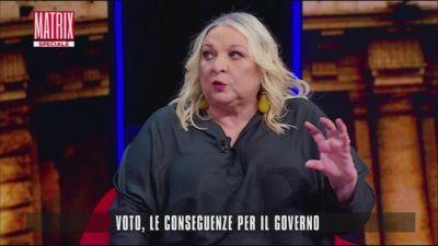La previsione di Maria Giovanna Maglie