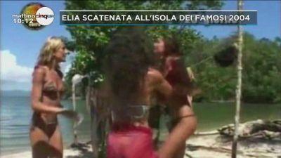 GF Vip: Antonella Elia regina delle provocazioni