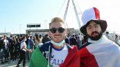 Nations League, l'emozione dei tifosi prima di Italia-Belgio