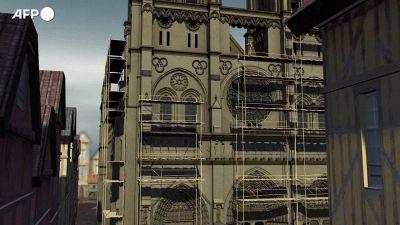 Notre-Dame de Paris, tesoro dell'Ile-de-France