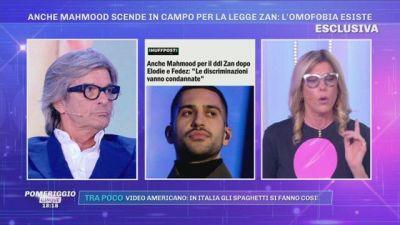 Anche Mahmood scende in campo per la legge Zan: l'omofobia esiste
