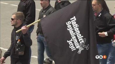 Allarme neonazisti, emergenza a Dresda