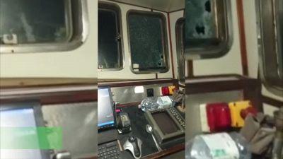 """Libia, l'ufficiale del peschereccio Aliseo: """"Siamo salvi per questione di centimetri"""""""