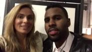 Nel backstage di The Voice con Jason Derulo