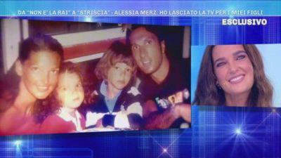 """Alessia Merz: """"La mia storia d'amore con Bazzani"""""""