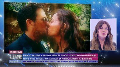 Il matrimonio di Marco Baldini