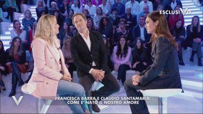 Francesca Barra e Claudio Santamaria: l'intervista integrale