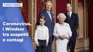 Coronavirus, i Windsor tra sospetti e contagi