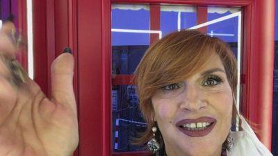 La #cabinarossa di…Patrizia Rossetti