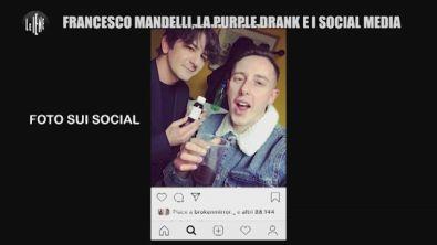 Questa sera: Mandelli e Shade si fanno di Purple Drank? Era uno scherzo de Le Iene