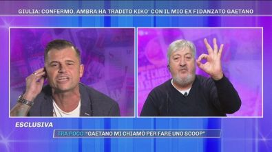 Marcello Sorge Vs. Alex Fiumara: paparazzi furiosi
