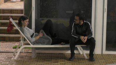 Lucia e Danilo parlano di Alberto e Simone