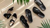 Come togliere gli aloni dai sandali