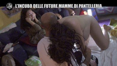 NINA: L'incubo delle donne incinte a Pantelleria