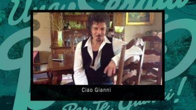 I saluti di Arisa e Gino Vannelli