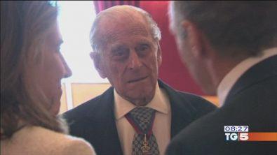 Il principe Filippo va in pensione